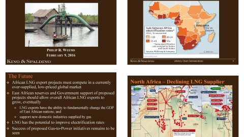 Africa's Potential Impact on the Global LNG Trade