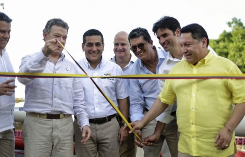 SPEC Opens the First LNG Import Terminal in Colombia