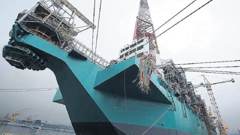 Petronas targets tonnage for first floating LNG cargo