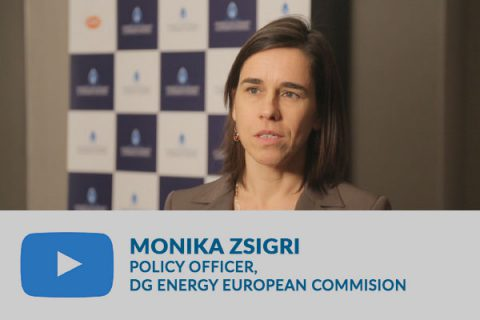 Monika Zsigri, Policy Officer, DG Energy European Commision