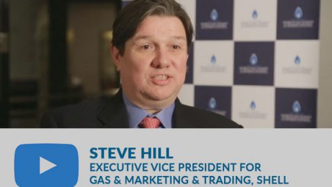 Steve Hill, Executive Vice President for Gas & Energy Marketing & Trading, Shell